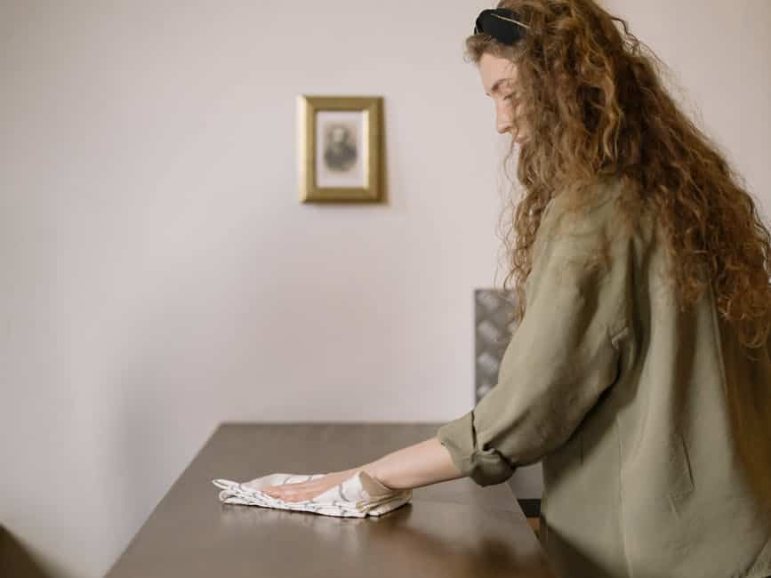 Housekeeping Services Benefits